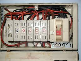 do i need a new fuse box or consumer unit fact files from rh electriciansoncall com new fuse box for 2003 ford f250 new fuse box for p38 range rover
